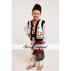 Costum National Moldovenesc pentru baieti 6