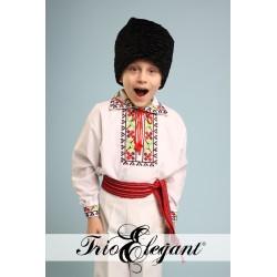 Costum National Moldovenesc pentru baieti 3