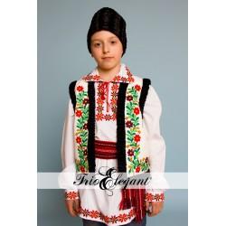 Costum National Moldovenesc pentru baieti 4