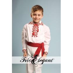Costum National Moldovenesc pentru baieti 1
