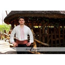 Poama- Cămașă pentru Mire Moldovenească