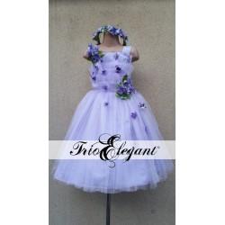 Viorea- Toporaș- Brăndușă rochie