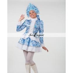 Alba ca Zăpada Djeli scurtă